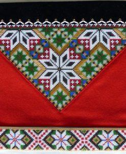 Komplett materialpakke mønster nr 17XL
