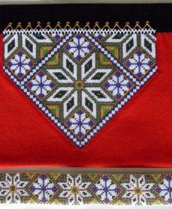 Materialpakke mønster nr 3
