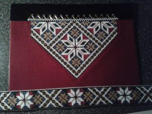 Komplett materialpakke i mønster nr 5