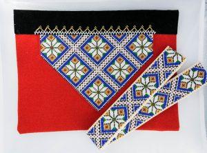 Komplett materialpakke i mønster nr 11