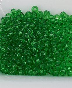 Preciosa 50100. Transperant lys grønn. Historisk