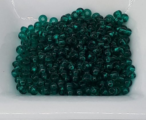 Preciosa 50710, 10/0, patrolfarget/ sjøgrønn