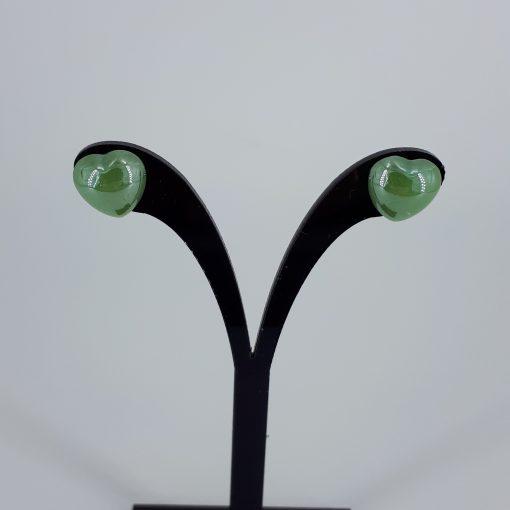 Grønne porselenshjerter, Ørestikk
