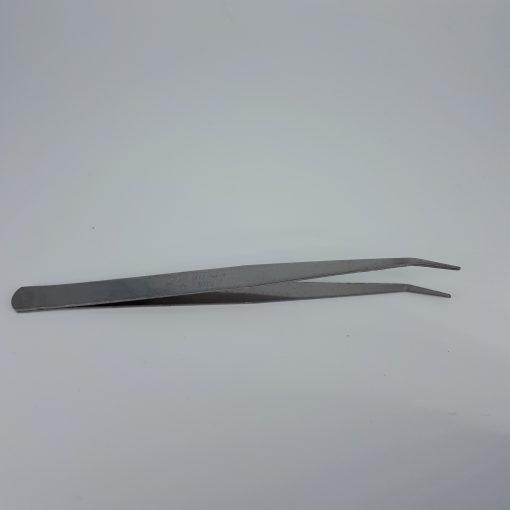 Stålpinsett 150mm med bøy