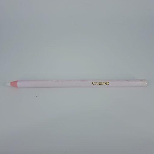 Skredde kritt blyant