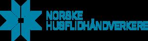 Norsk Husflidhåndverkere logo