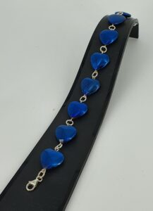 Blåby armband