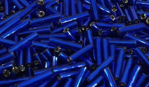 9 mm staver blå 28