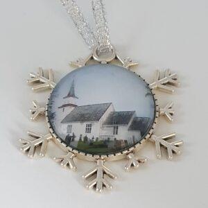 Følling Kirke, Steinkjær