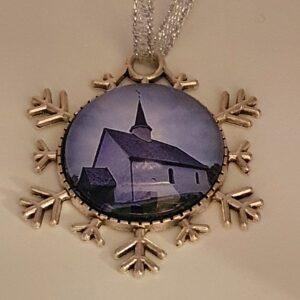 Berg kirke, Halden