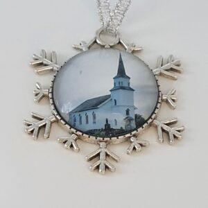 Kvam kirke, Steinkjær