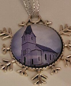 Asak kirke, Halden